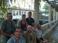 Turismo por el conjunto urbano de Caldas