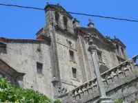 Convento del Carmen, Padron